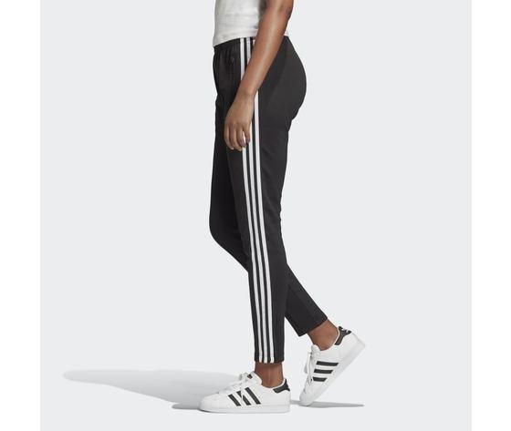 Pantaloni track donna neri adidas originals primeblue sst 3 stripes white art. gd2361 1