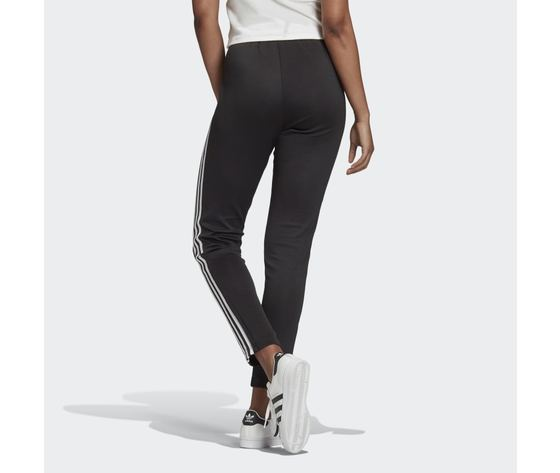 Pantaloni track donna neri adidas originals primeblue sst 3 stripes white art. gd2361 2
