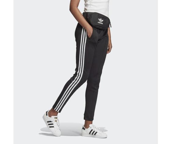Pantaloni track donna neri adidas originals primeblue sst 3 stripes white art. gd2361 3