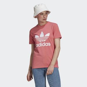 T-Shirt Donna Rosa Adicolor Classics Trefoil Jersey art. GN2907
