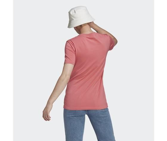 T shirt donna rosa adicolor classics trefoil jersey art. gn2907 1