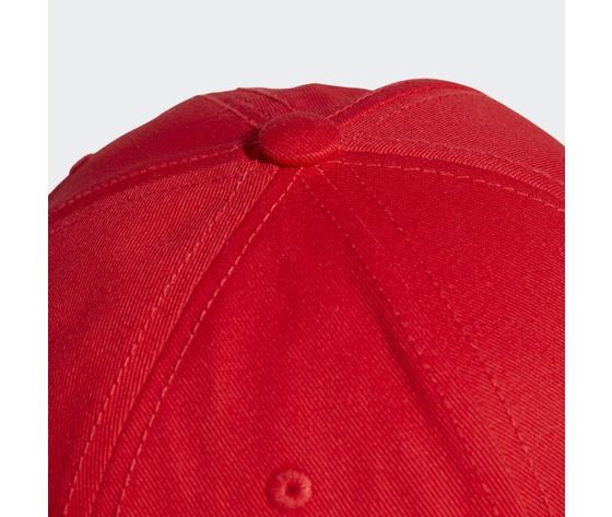 Baseball 3 stripes twill cap red gm6269 42 3