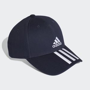 Cappello Adidas Blu Baseball 3 Stripes Strisce art. GE0750