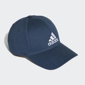 Cappello Adidas Blu Baseball Cotone Badge of Sport art. GM6273
