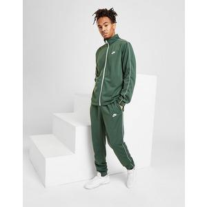 Tuta Nike Verdone Completo track PolyKnit Suit Basic uomo art. BV3034 370