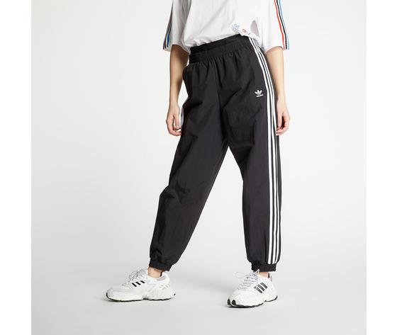 Pantalone adidas vita alta nero track donna fsh art. gn2868