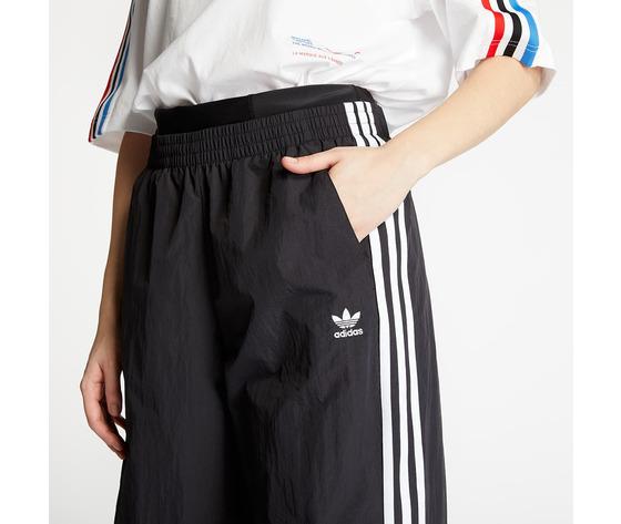 Pantalone adidas vita alta nero track donna fsh art. gn2868  2