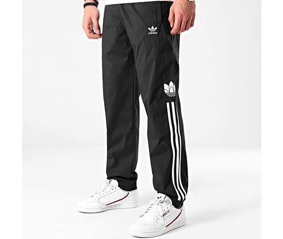 Pantalone adidas nero woven uomo adidas 246384 gn3543 20210122t133814 02