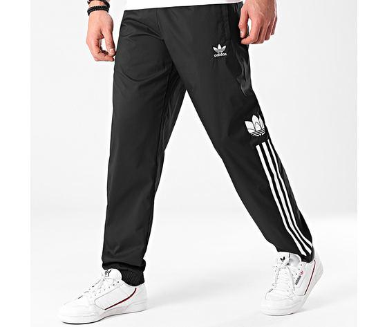 Pantalone adidas nero woven uomo adidas 246384 gn3543 20210122t133814 01