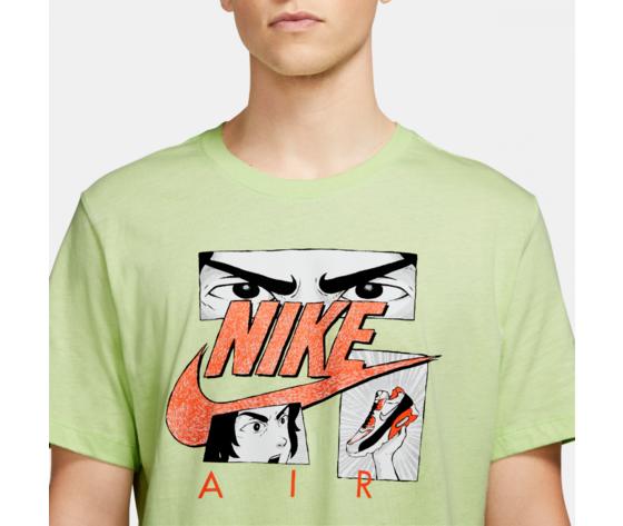 T shirt nike fluo manga art. db6151 383 1