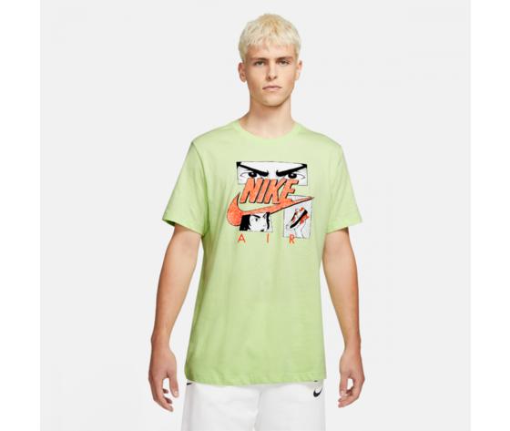 T shirt nike fluo manga art. db6151 383