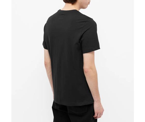 T shirt nera nike hypeman manga db6157 010 1 4