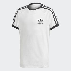 Adidas Ragazzi T- shirt 3-Stripes Bianca e Nera Ragazzi Art. DV2901
