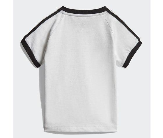 T shirt 3 stripes bianco dv2824 02 laydown