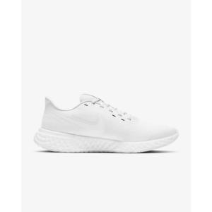 Scarpa da Running Nike Revolution 5 Uomo Bianca Art. BQ3204 103