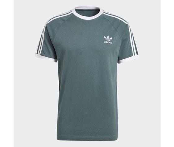 T shirt adicolor classics 3 stripes verde gn3479 01 laydown