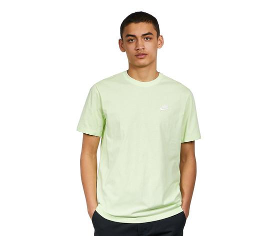 Tshirt giallo fluo nike essential logo piccolo art. ar4997 383