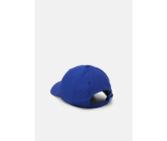 Cappello blu elettrico nike logo in metallo swoosh metal art. 943092 455 %283%29