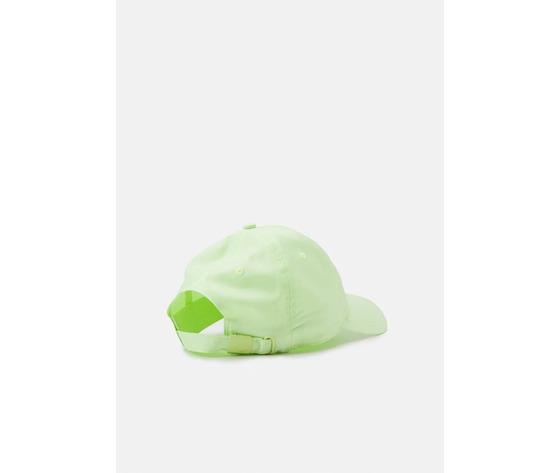 Cappello verde giallo fluo nike logo in metallo swoosh metal art. 943092 319 1 %281%29