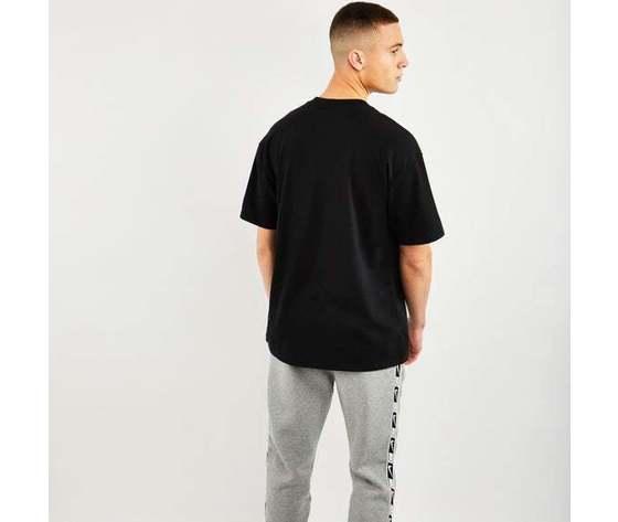 Tshirt nike nero air logo cotone art. da0304 010 1 %282%29