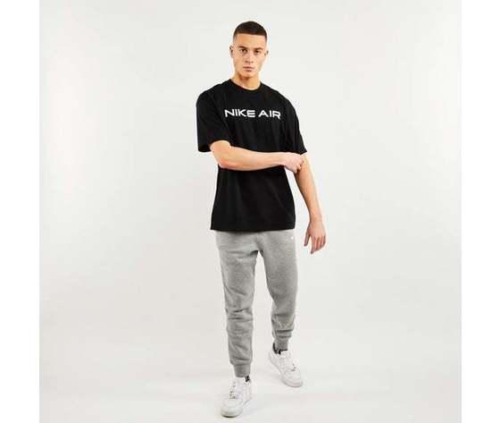 Tshirt nike nero air logo cotone art. da0304 010 1 %281%29