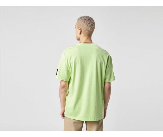 Tshirt nike verde giallo fluo air logo cotone art. da0304 383 1 %283%29