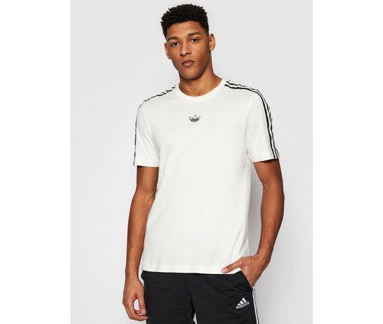 Adidas t shirt pprt 3 stripe t gn2422 beige regular fit