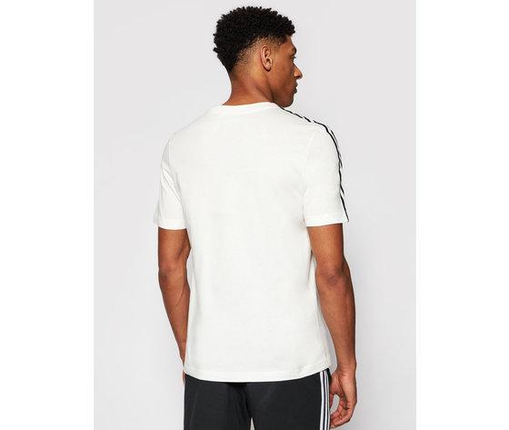 Adidas t shirt pprt 3 stripe t gn2422 beige regular fit %282%29
