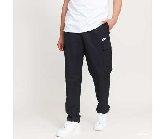 Pantalone nike con tasconi nero in woven acetato art. cu4325 010