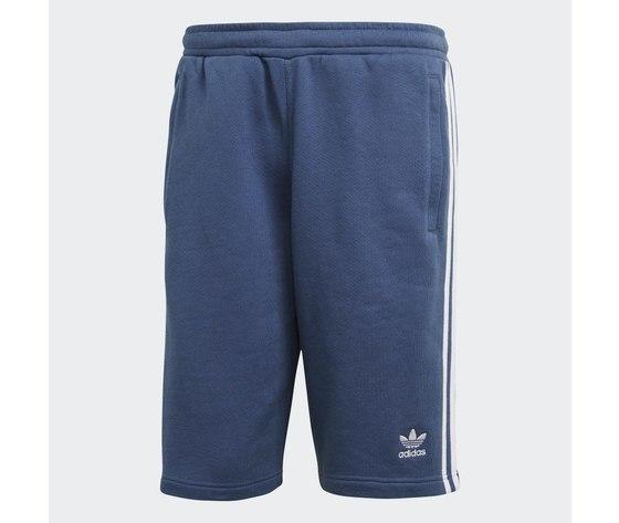 Bermuda pantaloncino adidas blu short 3 stripes blu gn4474 2