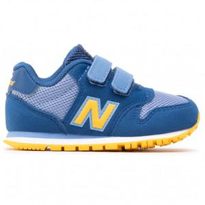Scarpe New Balance Bambino Blu Giallo con Strappi Art. IV500TPL