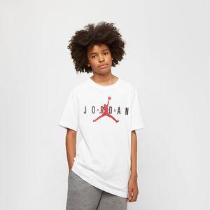 T- shirt Ragazzi Jordan  Brand Tee 5 Bianca con Logo  Air Jordan Art. 955175 001