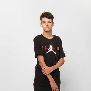 T- Shirt Ragazzi Jordan Brand Tee 5 Nera con Logo Air Jordan Art. 955175 023