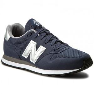 Sneakers New Balance 500 Uomo Blu Scuro- Grigio Art. GM500NAY