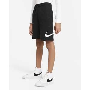 Shorts Nike Sportswear Swoosh Nero Ragazzo Art. DH9662 010