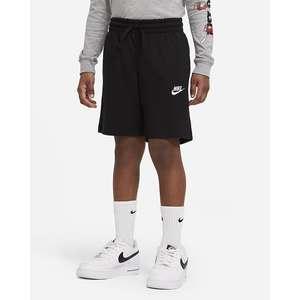 Shorts Nike in jersey Nero Ragazzo Sportswear Art. DA0806 010