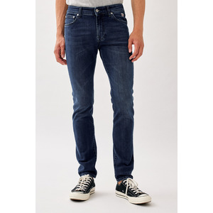 Jeans Uomo Roy Roger's 317 In Denim Skinny Fit Chardonnay art. P21RRU076D3171627