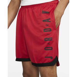 Shorts Jordan Rossi Pantaloncini Gym Rosso dettagli Neri Jumpman Short art. CZ4760 687