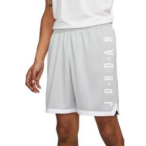 Shorts Jordan Grigio Pantaloncini Gym Grigi dettagli Bianchi Jumpman Short art. CZ4760 077