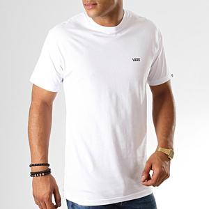 T-shirt Vans Bianca Essential Logo Mini Left chest Unisex art. VN0A3CZEYB2