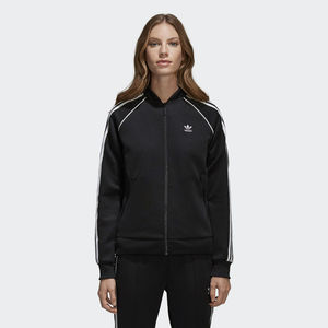 Giacca Adidas Originals Track SST Nero Donna  Art. CE2392
