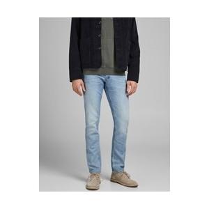 Jeans Uomo Chiaro Slim Fit  Light Denim Jack&Jones Glenn 228 art. 12185849