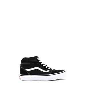 Scarpe Vans Ward Nero alte sneakers Bambino- Ragazzi art. VN0A38JAIJU
