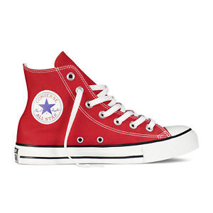 Converse All Star Classic Alte Sneakers Red Rosso Art. M9621C