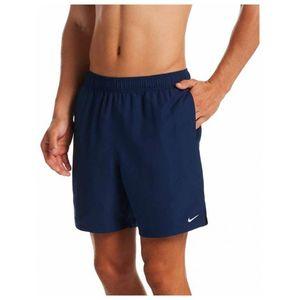 Costume Nike Blu Medio Essential 7'' Uomo Bermuda Mare Swimwear art. NESSA559 440