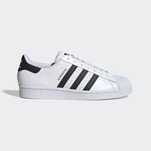 Adidas Superstar Bianco / Nero Unisex Uomo sneakers classic art. EG4958