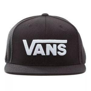 Cappello Vans DROP V Snapback Nero con Logo Art. VN0A36ORY281