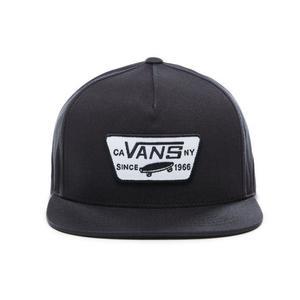 Cappello Vans Full Patch Snapback Hat Nero Art. VN000QPU9RJ1