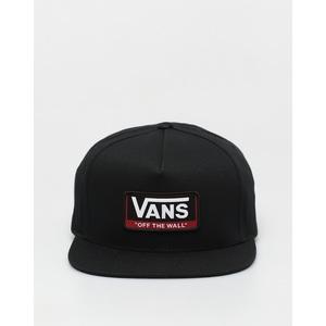 Cappello Vans Standard OTW Patch Snapback Cap Nero Art. VN0A5E31BLK1