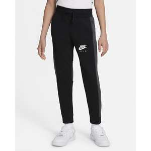 Pantaloni Ragazzo Nike Air Nero Grigio  Art. DD8716 010